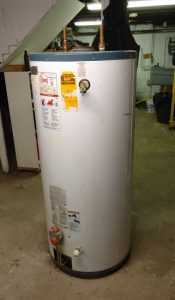 signs to replace water heater