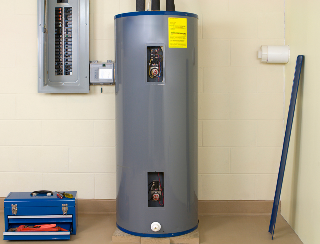 how much does water heater replacement cost