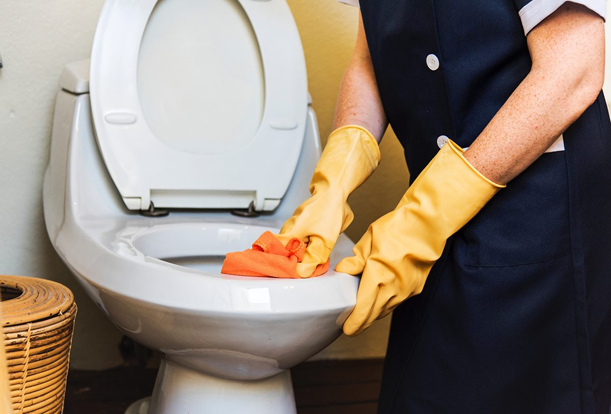 Is a Wobbly Toilet Bad? Bathroom Troubles
